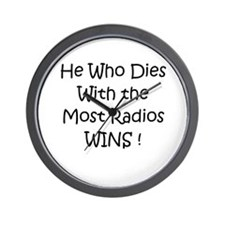 Most Radios Win, Wall Clock