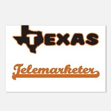 Texas Telemarketer Postcards (Package of 8)