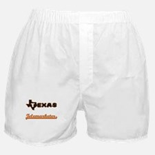 Texas Telemarketer Boxer Shorts