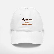Texas Theater Lighting Director Baseball Baseball Cap