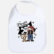 Pirate's Life Bib