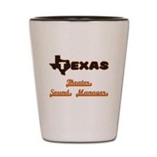 Texas Theater Sound Manager Shot Glass