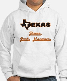 Texas Theme Park Manager Hoodie
