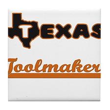 Texas Toolmaker Tile Coaster