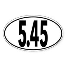 AK 5.45 Decal