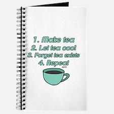 Tea Lover Humor Journal