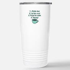 Tea Lover Humor Travel Mug