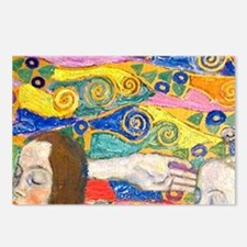 Gustav Klimt, Hope ii Postcards (Package of 8)