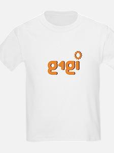 g1gi single speed girl T-Shirt