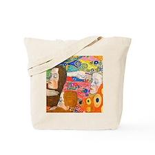 Gustav Klimt, Hope ii Tote Bag