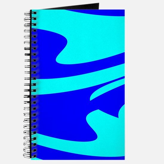 Turquoise Wild Wave Randy's Fave Journal