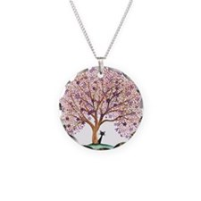 Jordan Tree Stray Cat Necklace