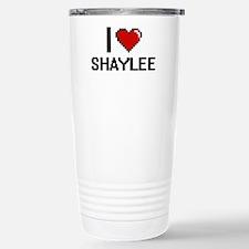 I Love Shaylee Digital Travel Mug