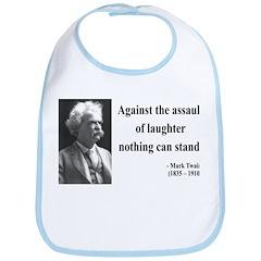 Mark Twain 22 Bib