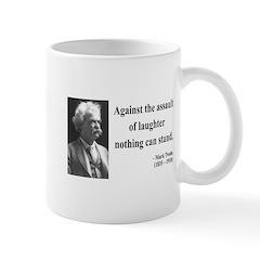 Mark Twain 22 Mug