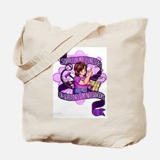 Not Sorry Tote Bag