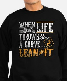lean into it Sweatshirt