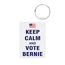 Keep Calm and Vote Bernie Keychains
