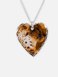 Cute Cheetah Necklace