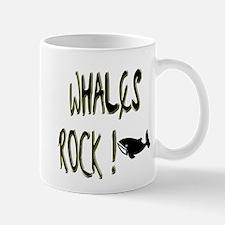Whales Rock ! Mug