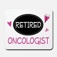 Retired Oncologist Mousepad