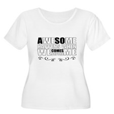 Business Plus Size T-Shirt