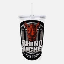 Rhino Bucket 2015 Acrylic Double-wall Tumbler