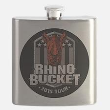 Rhino Bucket 2015 Flask