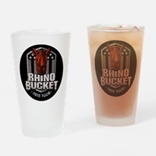 Rhino Bucket 2015 Drinking Glass