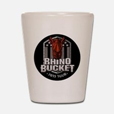 Rhino Bucket 2015 Shot Glass