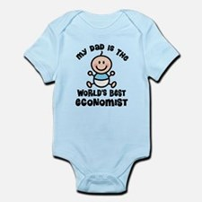 Economist Dad Infant Bodysuit