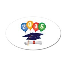 2015 Grad Wall Decal