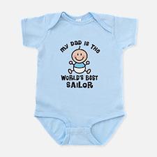 Sailor Dad Infant Bodysuit