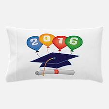 2016 Grad Pillow Case