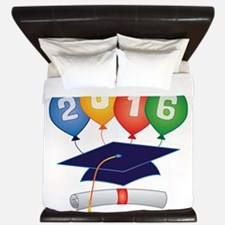 2016 Grad King Duvet