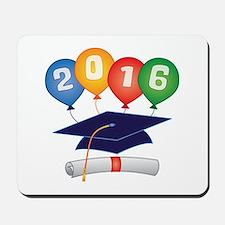 2016 Grad Mousepad