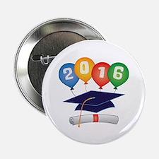 "2016 Grad 2.25"" Button (10 pack)"