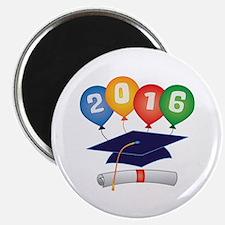 """2016 Grad 2.25"""" Magnet (10 pack)"""
