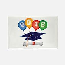 2016 Grad Rectangle Magnet