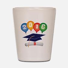 2016 Grad Shot Glass