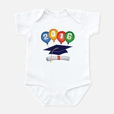 2016 Grad Infant Bodysuit
