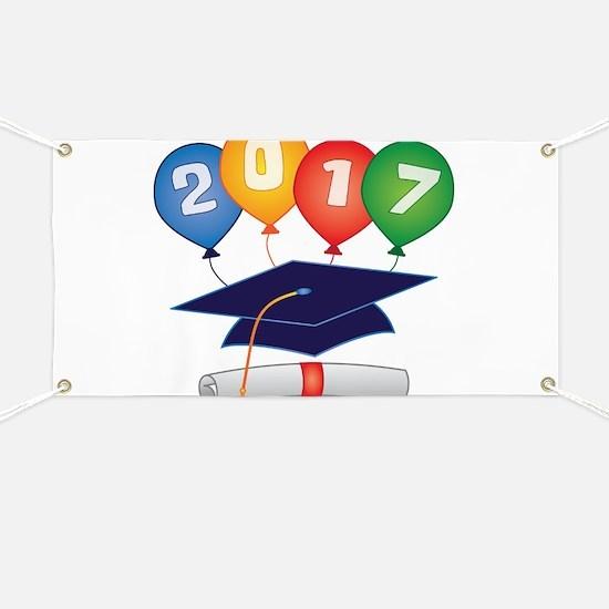 2017 Grad Banner