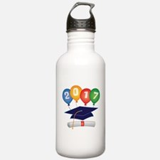 2017 Grad Water Bottle