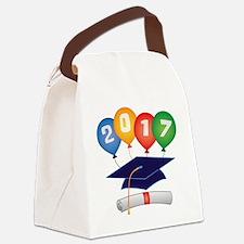 2017 Grad Canvas Lunch Bag
