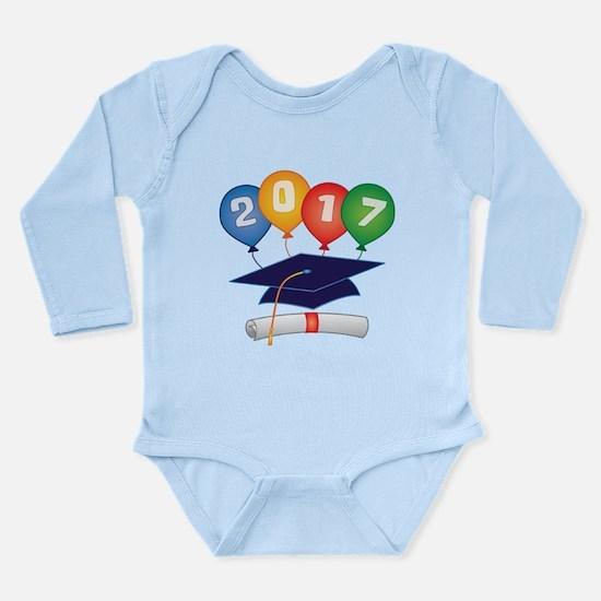 2017 Grad Long Sleeve Infant Bodysuit