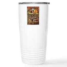 Vintage Thumbelina Fair Travel Mug