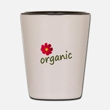 Unique Organic Shot Glass