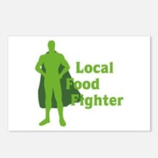Local Food Fighter Postcards (Package of 8)