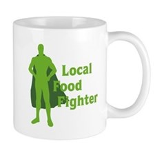 Local Food Fighter Mug