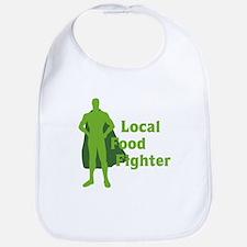 Local Food Fighter Bib